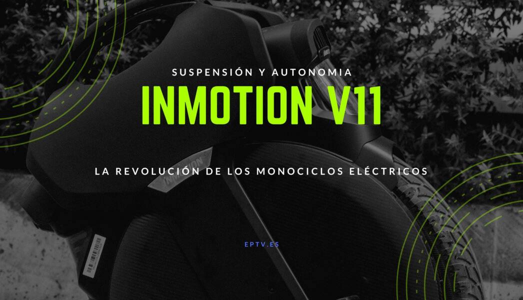 Inmotion V11