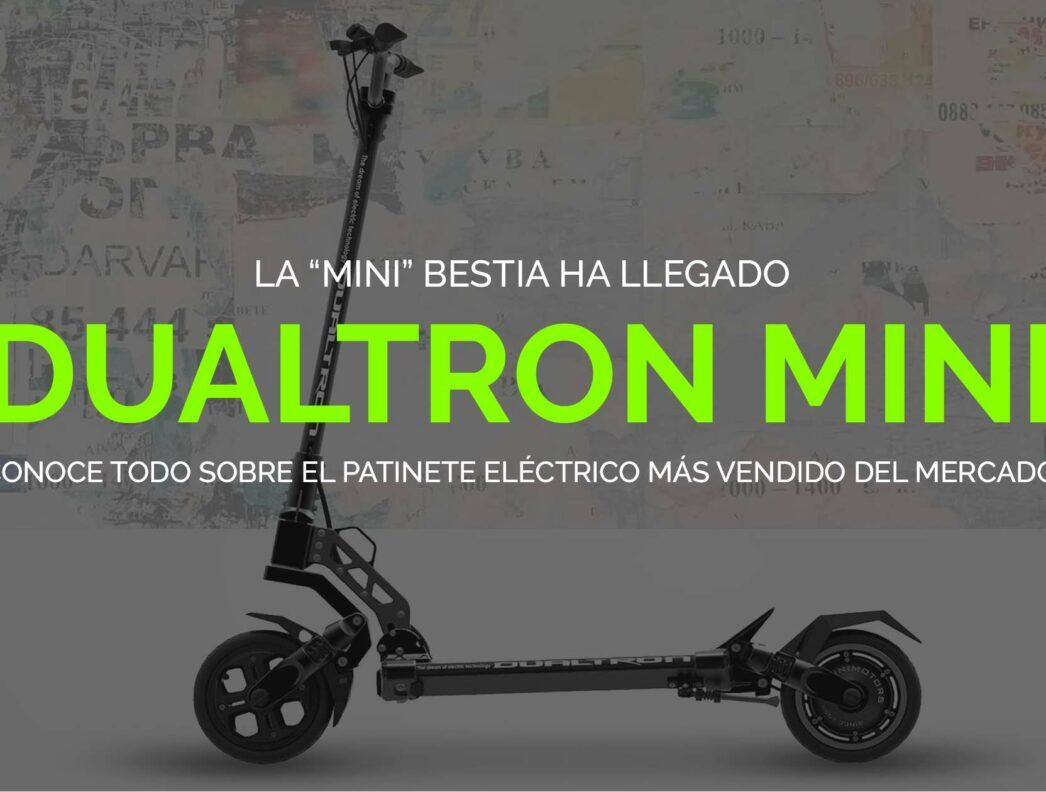 Dualtron Mini: La mini bestia de Minimotors