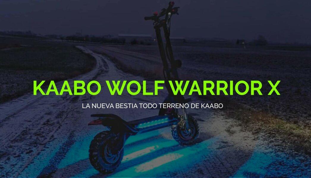 Kaabo Wolf Warrior X