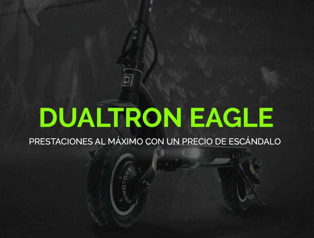 Dualtron Eagle: Patinete eléctrico del alta gama