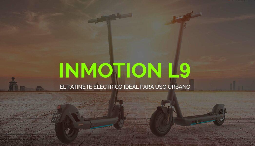 Inmotion L9 Blog