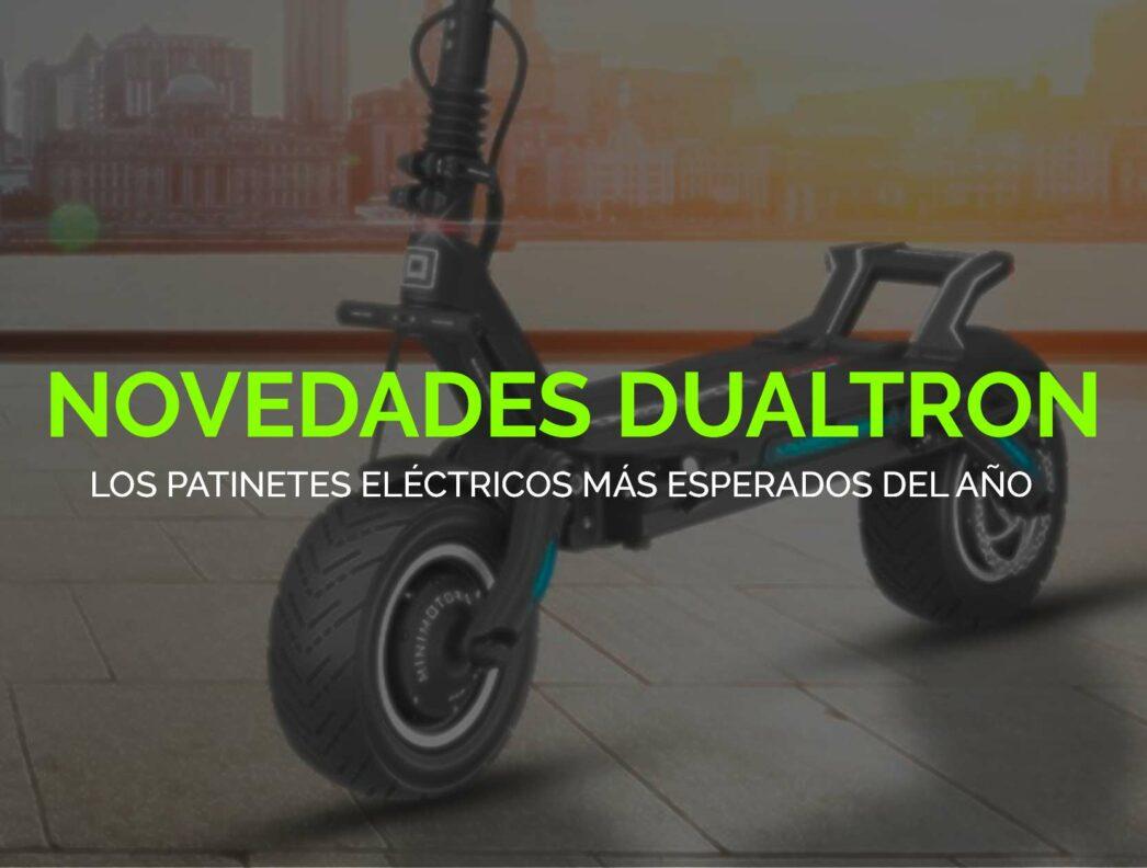 Dualtron: Todas las novedades que nos esperan